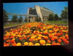 WALT DISNEY WORLD Contemporary Resort ( Sustained Magnetic Levitating Train à Sustentation Magnetique Monorail - Etats-Unis