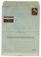 "AEROGRAM "" Med Luftpost"" / NORGE - NORVEGE / Never Used - Airmail"