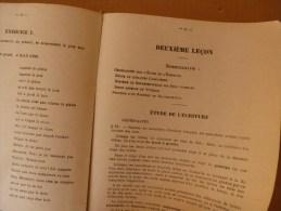 1925-1926 COURS D'ARABE Nord-Africain Destiné Aux Officiers Pour Leur Permettre De Pénétrer Les Secrets De La Langue - Documents