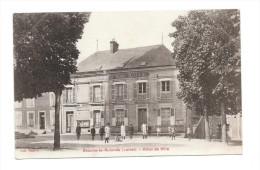 (577-45) Beaume La Rolande - Hôtel De Ville - Beaune-la-Rolande