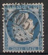 GC 1051 CLERMONT DE L OISE  Sur Cérès. - Marcophilie (Timbres Détachés)