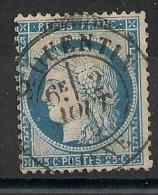 Timbre à Date ST QUENTIN  Aisne Sur Cérès. - Marcophilie (Timbres Détachés)