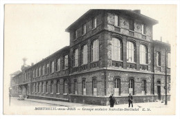 (589-93) Montreuil Sous Bois - Groupe Scolaire Marcelin Berthelot - Montreuil