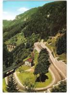 Deutschland - Höllental - Ravenna Viadukt Mit Ravenna Schlucht - Schwarzwald - Höllental