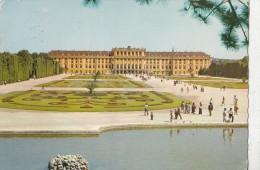 BF30336 Wien Schloss Schonbrunn Austria  Front/back Image - Château De Schönbrunn