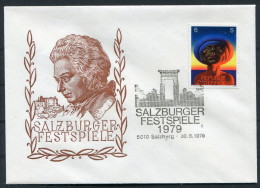 1979 Austria Salzburg Festival Covers (3) - Music