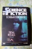 Dvd Zone 2 Total Recall Paul Verhoeven 1990 Vostfr + Vfr - Sciences-Fictions Et Fantaisie
