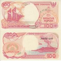 INDONESIA 100 RUPIAH 1992 FDS UNC - Indonesia