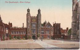 PC Eton - Eton College - The Quadrangle (9019) - Inghilterra