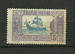 TUNISIE1906/20     N° 41      Galère Carthaginoise         Neuf Avec Trace De Charnière - Neufs
