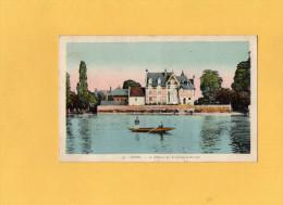 OISSEL - Le Château De Trouville La Rivière - Francia