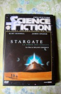 Dvd Zone 2 Stargate La Porte Des Étoiles Roland Emmerich 1994 Vostfr + Vfr - Sciences-Fictions Et Fantaisie