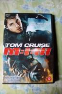 Dvd Zone 2 Mission Imposible 3 MI: III J.J. Abrams 2006 Vostfr + Vfr - Sciences-Fictions Et Fantaisie