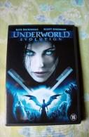 Dvd Zone 2 Underworld Evolution Len Wiseman 2006 Vostfr + Vfr - Sciences-Fictions Et Fantaisie