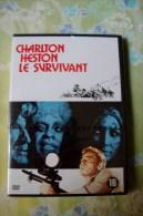 Dvd Zone 2 Le Survivant Omega Man Charlton Heston 1971 Vostfr + Vfr - Sciences-Fictions Et Fantaisie