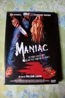Dvd Zone 2 Maniac William Lustig Caroline Munro 1980 Vostfr + Vfr - Horror
