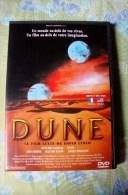 Dvd Zone 2 Dune David Lynch  Vostfr + Vfr - Sciences-Fictions Et Fantaisie