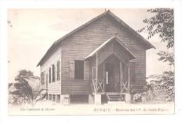 AFRIQUE - Missions Des PP Du Saint Esprit - Une Cathédrale  UNUSED - Missions