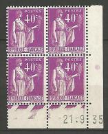 COIN DATE N� 281 / 1935 NEUF** TTB