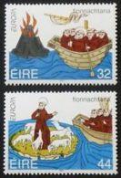 1994 - Irlanda 856/57 Vulcano - Volcanos