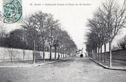 [21] Côte D'Or> Dijon Boulevard Carnot Et Place Du 30 Octobre - Dijon