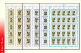 Luxembourg 0638/43** Caritas - MNH - Superbe