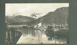 Tromso Havnen 1925 - Noorwegen