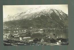 Narvik 1928 Met Fagernestfjeldet - Noorwegen