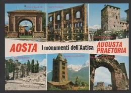 DF / ITALIE / VAL D' AOSTE / AOSTA / MONUMENTS ANTIQUES - Aosta