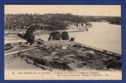 35 LE CHATELLIER Ecluse De Livet Et Le Village - Le Châtellier