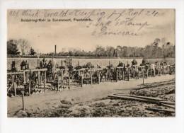 51-1340 BAZANCOURT Cimetière - Bazancourt