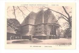 CPA Exposition Coloniale Internationale Paris 1931 Cameroun Togo Grand PalaisMonseigneur Dellepiane ETHNIC - Togo