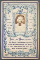 CANIVET  IMAGE PIEUSE Chromo & Photo Miniature : St JEAN MARIE VIANNEY CURE D´ARS - HOLY CARD - SANTINO - Images Religieuses