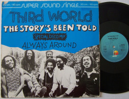 THIRD WORLD MAXI 45T LP Original 1979 The Story 's Been Told - Reggae