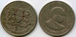 Kenya 1 Shilling 1989 KM 20 - Kenya
