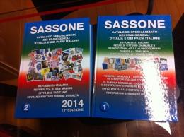 CATALOGO SASSONE 2014 - Italy