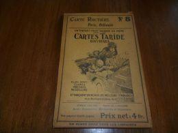CB3 Carte Routière Taride N°8  - Paris Orléanais - Cartes Routières
