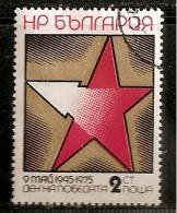 BULGARIE  N° 2128   OBLITERE - Gebraucht