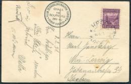 1931 Turist Club Chata Na Bourn-ku Obdor Duchcov Postcard - Czechoslovakia