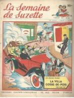 LA SEMAINE DE SUZETTE   N° 32   -  LANGUEREAU  1955 - Magazines