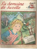LA SEMAINE DE SUZETTE   N° 33   -  LANGUEREAU  1955 - Magazines