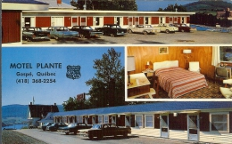 Etr - Canada - Québec - GASPE - Motel Plante - Gaspé
