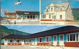 Etr - Canada - Québec - PERCE - Star Motel - Percé