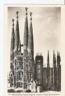 Postal 029735 : Barcelona. Templo Sagrada Familia - Non Classificati