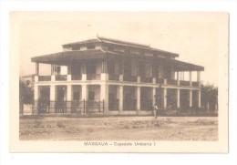 Massaua Ospedale Umberto I° HOSPITAL ERITREA MASSAWA FOTOGRAFIA COMINI ESCLUSIVITA P BELTRAMI ASMARA - Erythrée