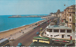 PC Carlisle Parade And Hastings Pier - 1969 (9035) - Hastings