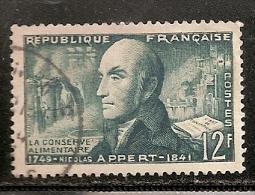 FRANCE N° 1014 OBLITERE - Usados