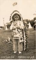 CAUGHNAWAGA - CHIEF POKING FIRE - Native Americans