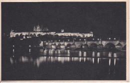 PC Prag Prague Praha - Hradcany V Noci (9065) - Tschechische Republik