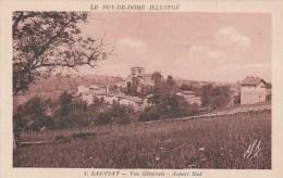 8m - 63 - Sauviat - Puy-de-Dôme - Vue Générale - Aspect Sud - Le Puy-de-Dôme - APA Poux N° 1 - France